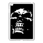Morbid Skull Apple iPad Mini Case (White)