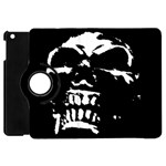 Morbid Skull Apple iPad Mini Flip 360 Case