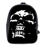 Morbid Skull School Bag (XL)