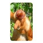 Proboscis Big Nose Monkey Memory Card Reader (Rectangular)