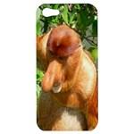 Proboscis Big Nose Monkey Apple iPhone 5 Hardshell Case