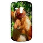 Proboscis Big Nose Monkey Samsung Galaxy S3 MINI I8190 Hardshell Case
