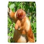 Proboscis Big Nose Monkey Removable Flap Cover (Large)