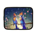 Peaceful And Love Birds Netbook Case (Small)