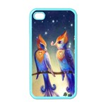 Peaceful And Love Birds Apple iPhone 4 Case (Color)