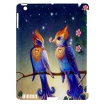 Peaceful And Love Birds Apple iPad 3/4 Hardshell Case (Compatible with Smart Cover)