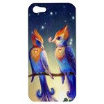 Peaceful And Love Birds Apple iPhone 5 Hardshell Case