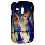 Peaceful And Love Birds Samsung Galaxy S3 MINI I8190 Hardshell Case