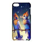 Peaceful And Love Birds Apple iPod Touch 5 Hardshell Case with Stand