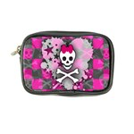 Princess Skull Heart Coin Purse