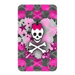 Princess Skull Heart Memory Card Reader (Rectangular)