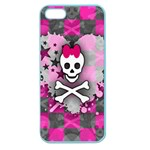 Princess Skull Heart Apple Seamless iPhone 5 Case (Color)