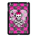 Princess Skull Heart Apple iPad Mini Case (Black)