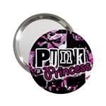 Punk Princess 2.25  Handbag Mirror