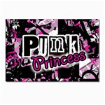 Punk Princess Postcards 5  x 7  (Pkg of 10)