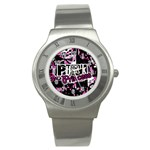 Punk Princess Stainless Steel Watch