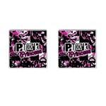 Punk Princess Cufflinks (Square)