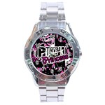 Punk Princess Stainless Steel Analogue Men's Watch