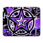 Purple Star Small Mousepad