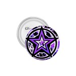 Purple Star 1.75  Button
