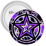 Purple Star 3  Button