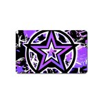 Purple Star Magnet (Name Card)