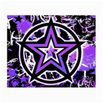Purple Star Glasses Cloth (Small)
