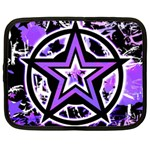 Purple Star Netbook Case (XXL)