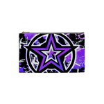 Purple Star Cosmetic Bag (Small)