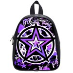 Purple Star School Bag (Small)