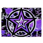 Purple Star Cosmetic Bag (XXL)