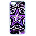 Purple Star Apple Seamless iPhone 5 Case (Color)