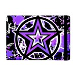 Purple Star Apple iPad Mini Flip Case