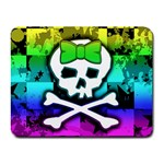 Rainbow Skull Small Mousepad