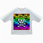 Rainbow Skull Infant/Toddler T-Shirt