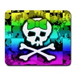 Rainbow Skull Large Mousepad