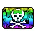 Rainbow Skull Netbook Case (Medium)