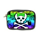 Rainbow Skull Coin Purse
