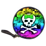 Rainbow Skull Classic 20-CD Wallet