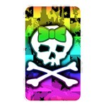 Rainbow Skull Memory Card Reader (Rectangular)