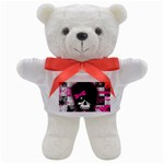 Scene Kid Girl Skull Teddy Bear