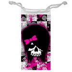 Scene Kid Girl Skull Jewelry Bag