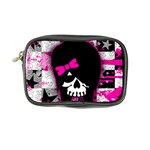 Scene Kid Girl Skull Coin Purse