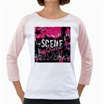 Scene Queen Girly Raglan