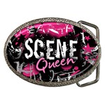 Scene Queen Belt Buckle