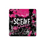 Scene Queen Magnet (Square)