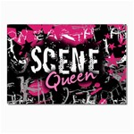 Scene Queen Postcard 4 x 6  (Pkg of 10)