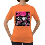 Scene Queen Women s Dark T-Shirt