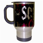 Scene Queen Travel Mug (Silver Gray)