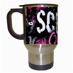 Scene Queen Travel Mug (White)